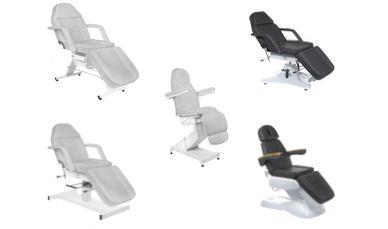 szare fotele
